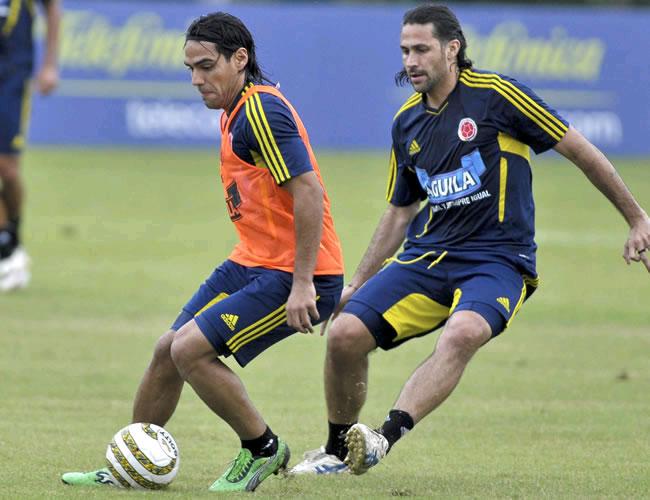 """Wilmots: """"Colombia no tiene nada que envidiar a Argentina o Brasil"""". Foto: EFE"""