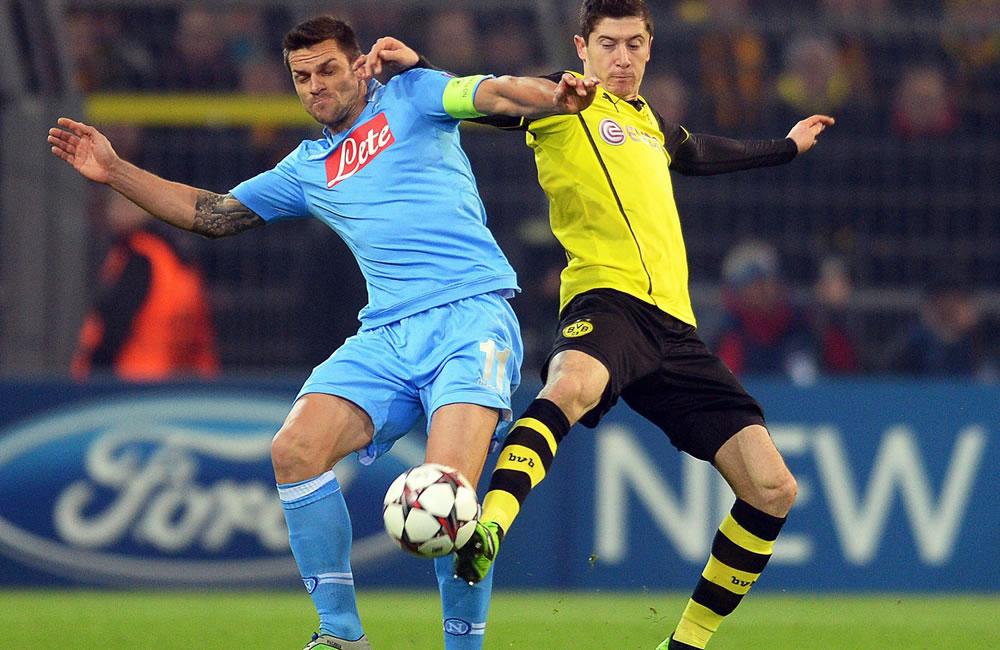 Dortmund sobrevive, Barcelona y Chelsea, la peor cara
