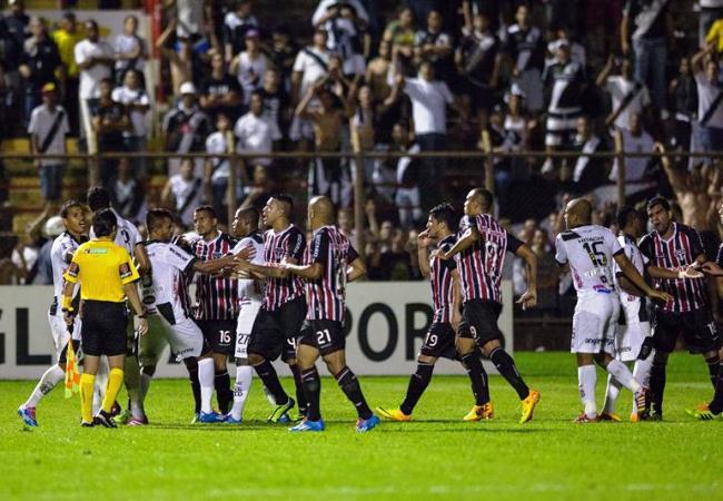 Ponte Preta se deshizo de São Paulo y es finalista de la Copa