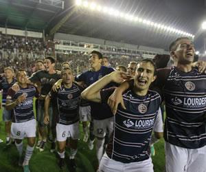 Lanús aporta sexto título a Argentina en cuarta final con equipos brasileños
