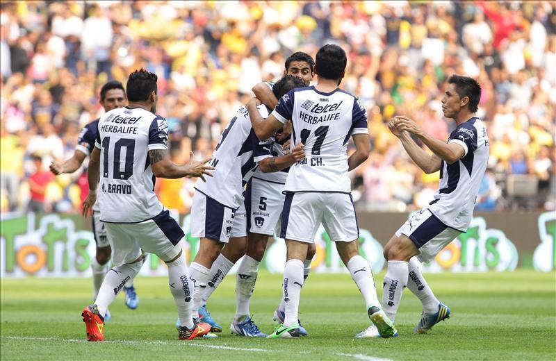 Fichajes de los argentinos Sosa y Lagos, entre los mejores para el Clausura mexicano. Foto: EFE