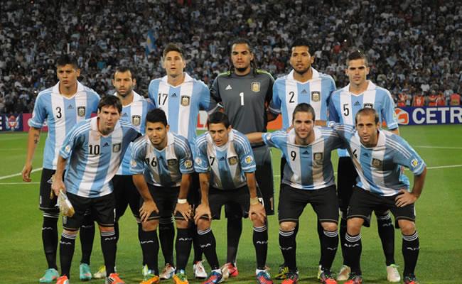 Argentina confirma su cronograma de partidos previo al Mundial. Foto: EFE