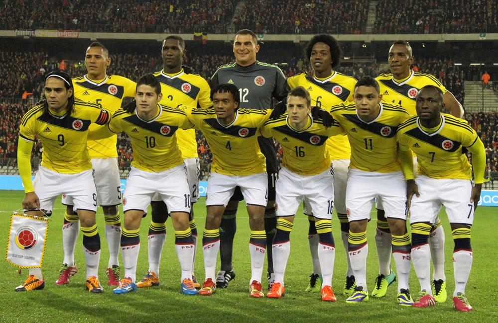 Argentina y Colombia continúan tercera y cuarta en la clasificación FIFA. Foto: EFE
