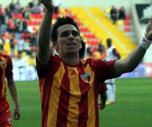Pablo Mouche saca al Kayserispor del último puesto