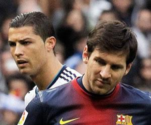 Ronaldo supera a Messi y encabeza la lista de los más ricos 2014