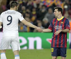 """Messi: """"Hoy hemos vuelto a ver al Barça que queremos"""""""