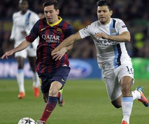 Messi da una lección magistral a su alumno aventajado