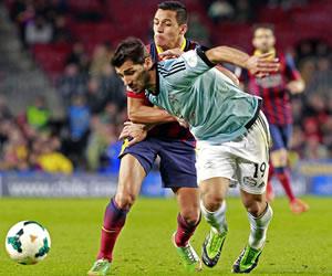 Espanyol pone a prueba la determinación del Barça para ir a por el título
