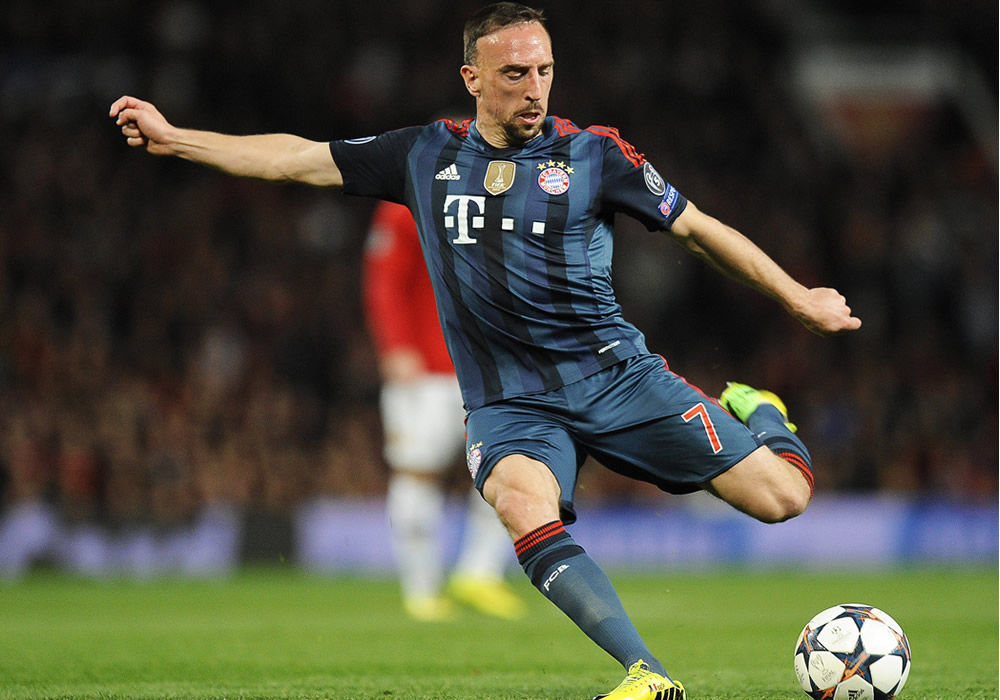 El Bayern perdona al United y se lleva un empate de Old Trafford