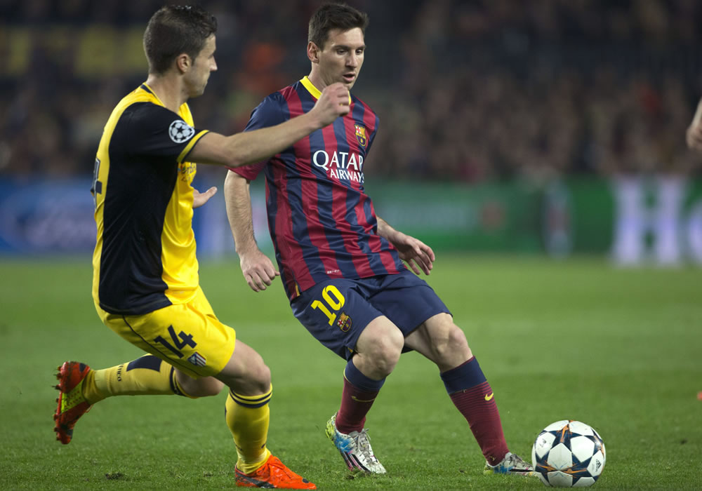 Otro empate, dos golazos y ventaja atlética