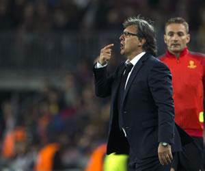 """Martino: """"El rendimiento del equipo me da mucha tranquilidad"""""""