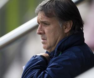 """Martino: """"No hay excusas, ni en lesiones ni en los problemas extradeportivos"""""""
