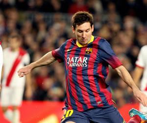 Messi alcanza a Diego Costa y acecha a Cristiano Ronaldo