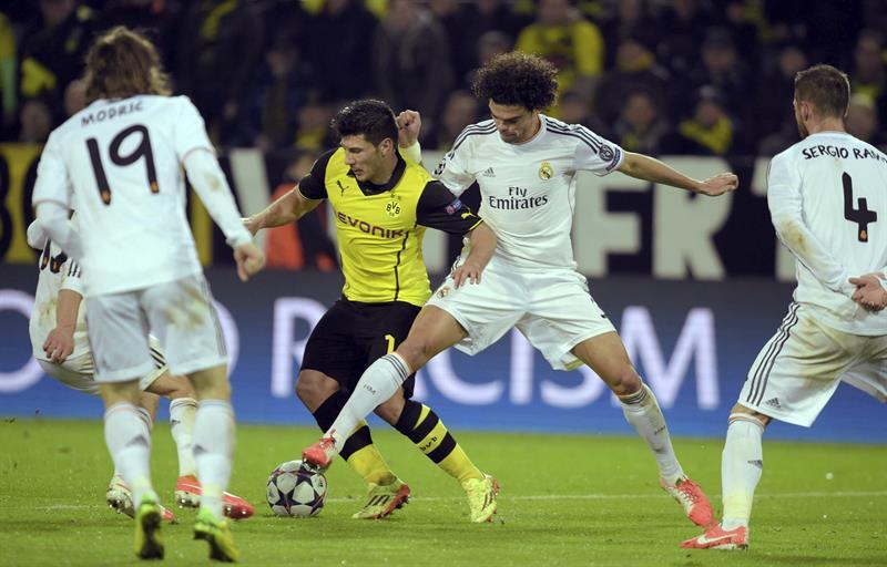 Real Madrid cumple una venganza repleta de sufrimiento