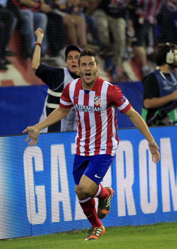 Así avanzó el Atlético de Madrid a semifinales