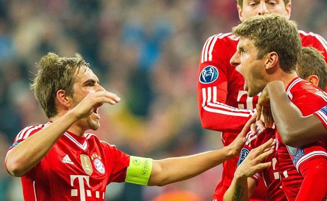 Bayern remonta y está en semifinales