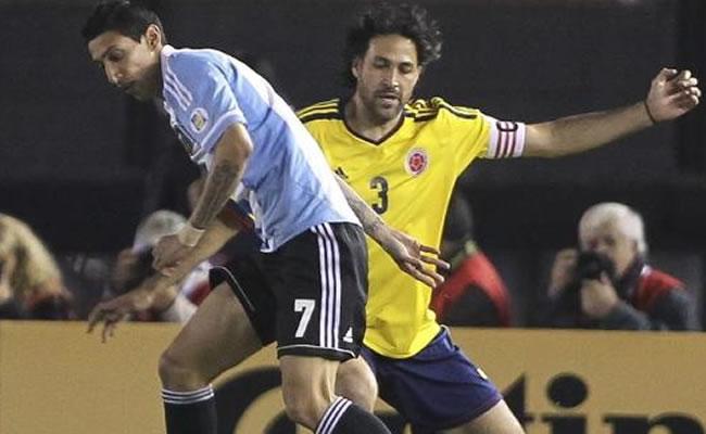Argentina baja y Colombia es la mejor de América. Foto: EFE