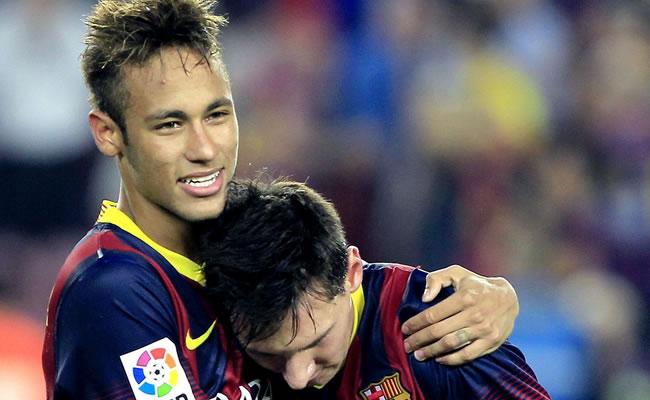 Eduardo Galeano dice que Messi y Neymar son