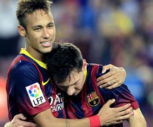"Eduardo Galeano dice que Messi y Neymar son ""verdaderos milagros"""