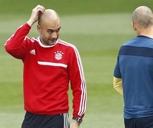 """Guardiola: """"No he visto nunca un jugador como Messi"""""""