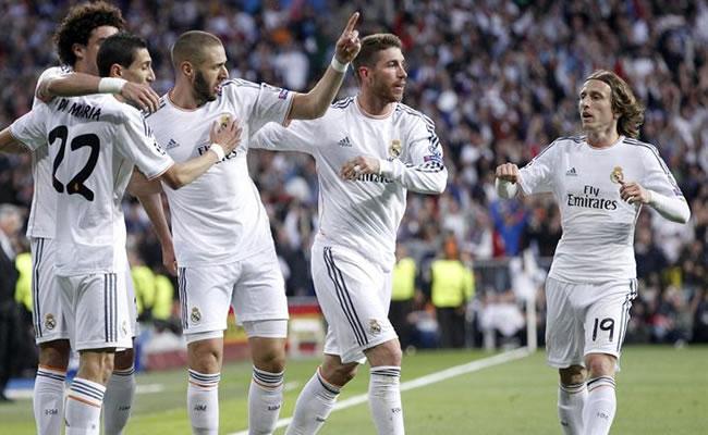 El Real Madrid sale airoso de un asedio