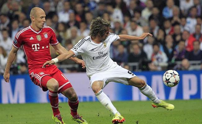 La 'batalla de Múnich' y una larga maldición, última prueba del Real Madrid