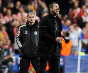 """Simeone: """"Ir todos detrás de un objetivo nos llevó a la final"""""""