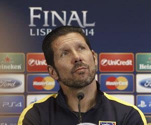"""Simeone: """"Aquel que se aleje de todo el ruido externo rendirá al mejor nivel"""""""