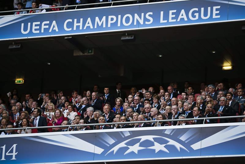 Así se vivió la previa de la final de la Liga de Campeones