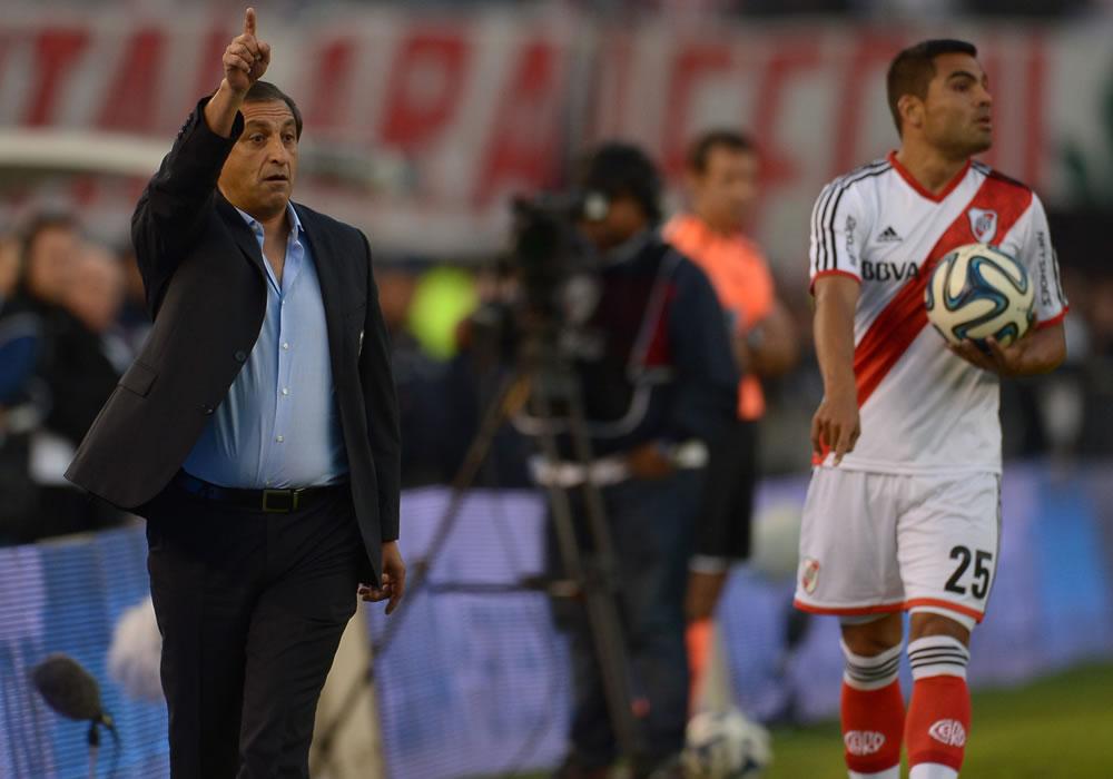 Ramón Díaz, exentrenador de River Plate. EFE