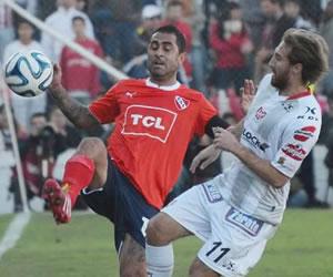 Independiente quedó a un paso del ascenso a la Primera División