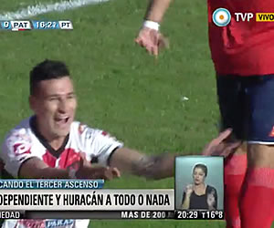 En La Plata se define el ascenso entre Independiente y Huracán
