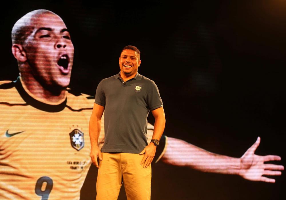 Ronaldo cree en final con Argentina y dice que Neymar está mejor que Messi. Foto: EFE
