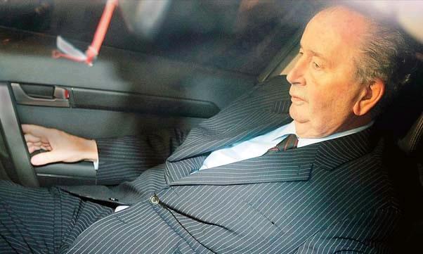 """Grondona considera que quien sancionó a Suárez lo hizo de forma """"apresurada"""". Foto: EFE"""