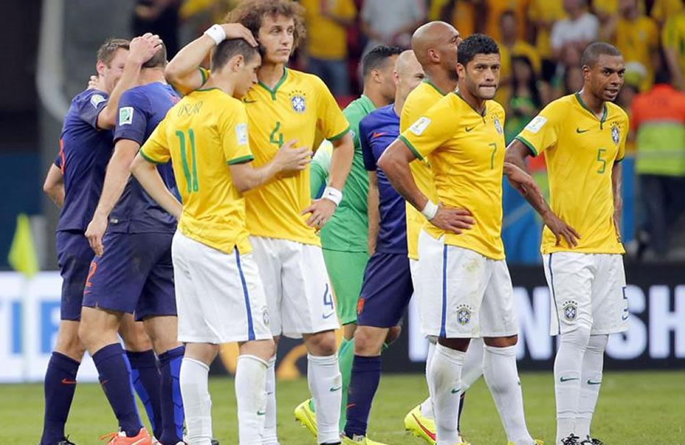Brasil sale de su Mundial desacreditado y en una profunda crisis. EFE