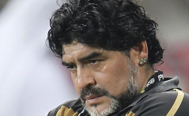 Diego Maradona. EFE