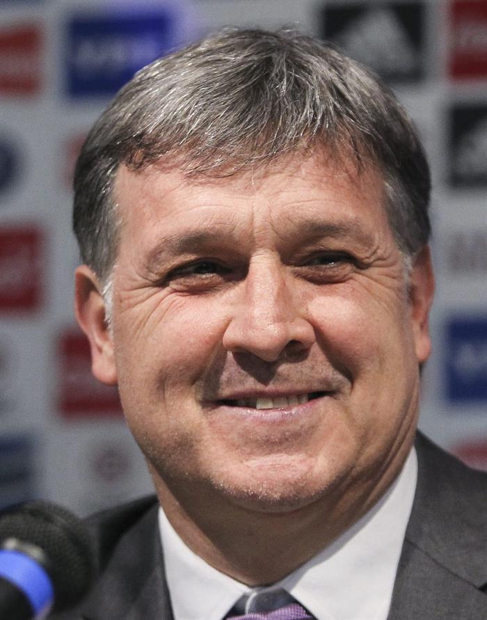 El nuevo seleccionador argentino de fútbol, Gerardo