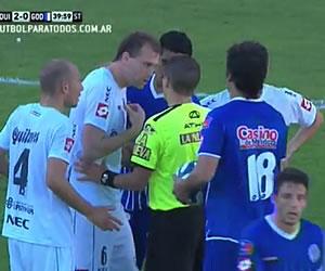 Quilmes no soportó la arremetida Godoy Cruz