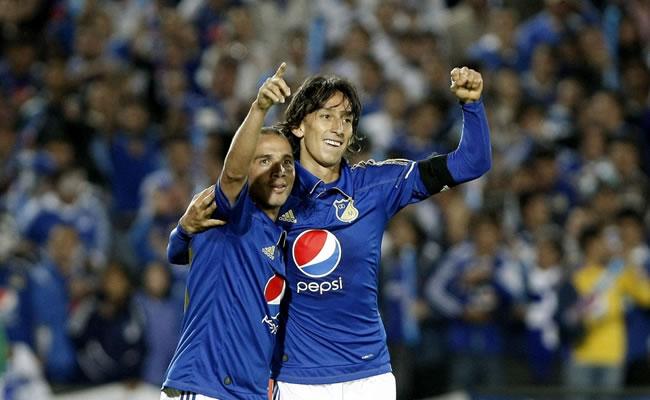 Millonarios-César Vallejo, dos equipos parejos en busca del triunfo en Bogotá. Foto: EFE