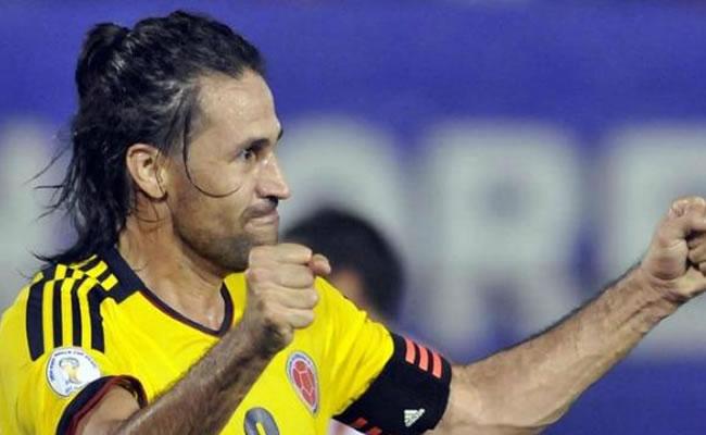 El jugador colombiano Mario Alberto Yepes. Archivo EFE