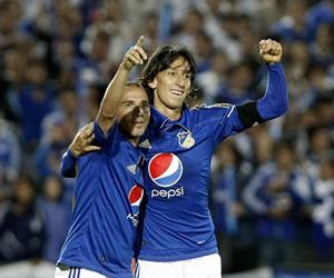 Millonarios-César Vallejo, dos equipos parejos en busca del triunfo en Bogotá