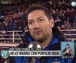 Vélez continúa como líder solitario y River Plate lo sigue de cerca