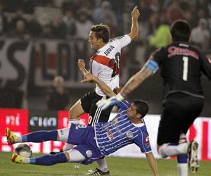 Godoy Cruz recibe a River Plate con la esperanza de frenarlo