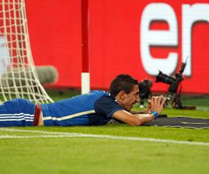 Di María: el Ángel que reanimó a la selección argentina