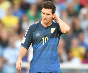 """Messi sobre la Albiceleste: """"Vamos a conseguir cosas en el futuro"""""""