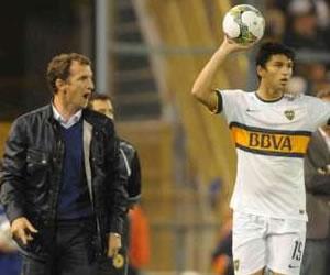 Central le aguó el triunfo en la agonía a Boca por la Sudamericana
