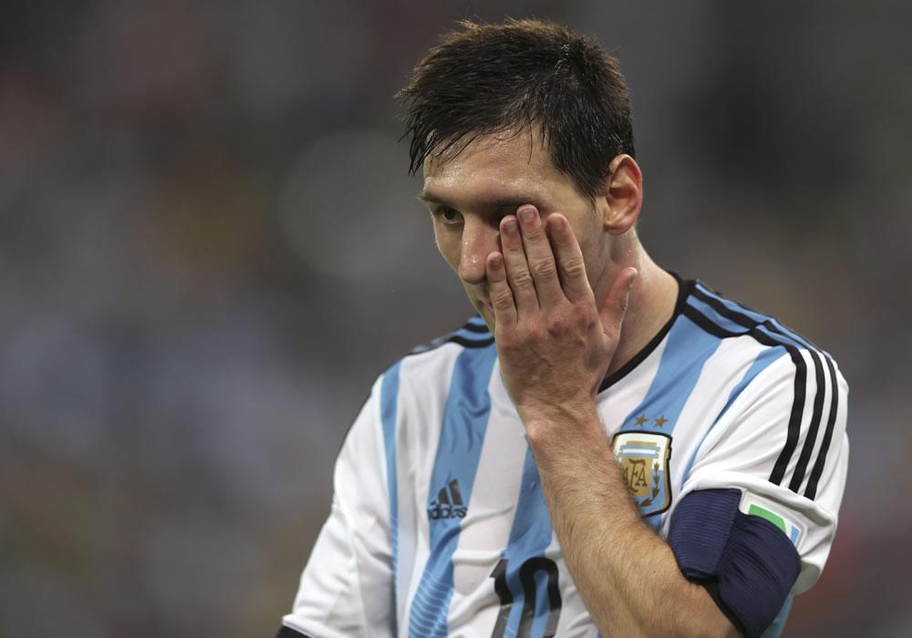 Presidente AFA afirma que Messi será convocado para los dos próximos partidos. Foto: EFE