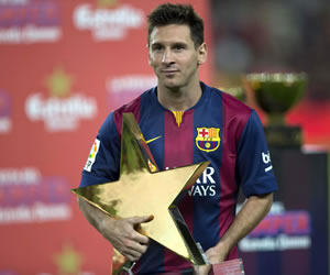 "Alex de la Iglesia: ""Messi no hubiera sido futbolista sin su familia"""