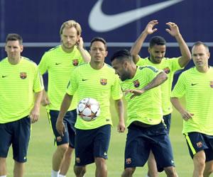 El Barça de Messi debuta en un año para recuperar la jerarquía