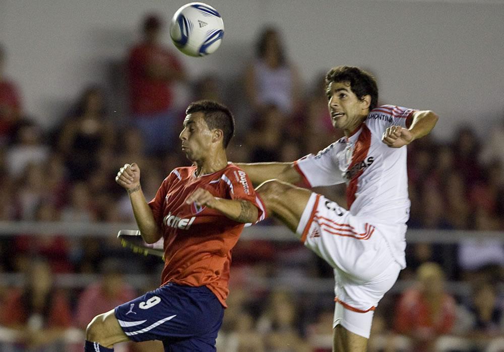 River Plate e Independiente protagonizan el partido de la jornada. Foto: EFE/Archivo